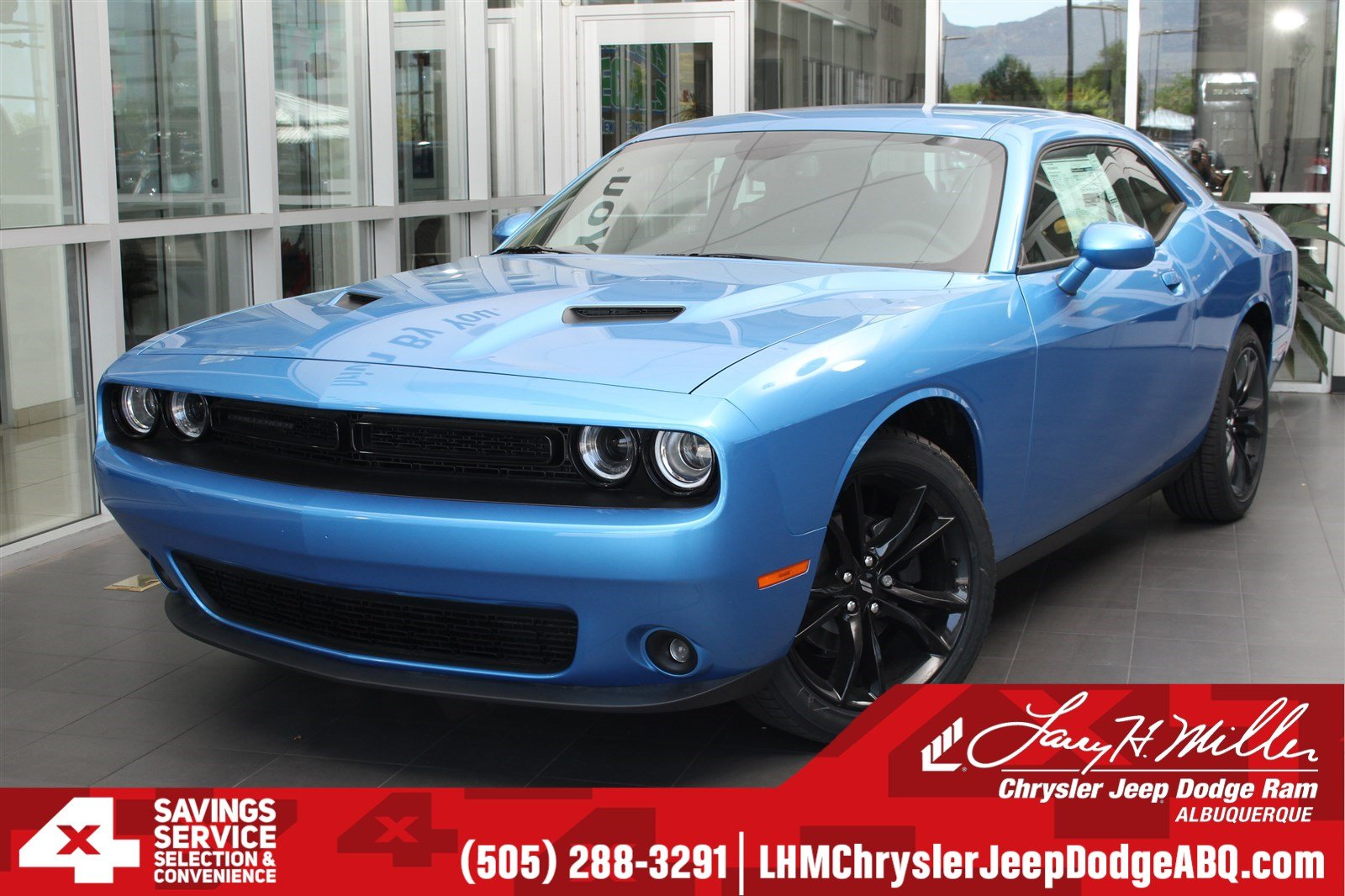 Featured new cars, trucks, and SUVs 2018 Dodge Challenger SXT Coupe for sale near you in Albuquerque, NM
