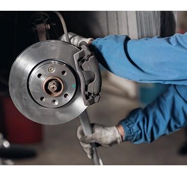 FREE Brake Pad Inspection