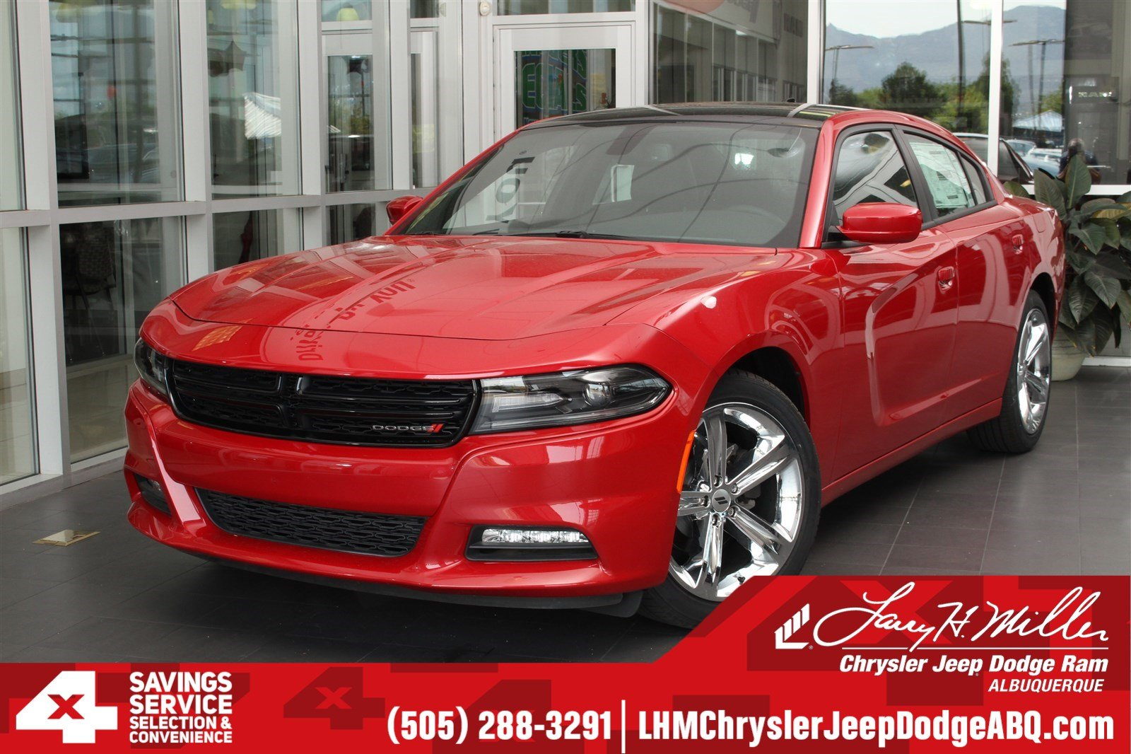 Featured new cars, trucks, and SUVs 2018 Dodge Charger SXT PLUS RWD - LEATHER Sedan for sale near you in Albuquerque, NM
