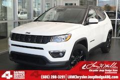 New Jeep Compass 2019 Jeep Compass ALTITUDE FWD Sport Utility for sale near you in Albuquerque, NM