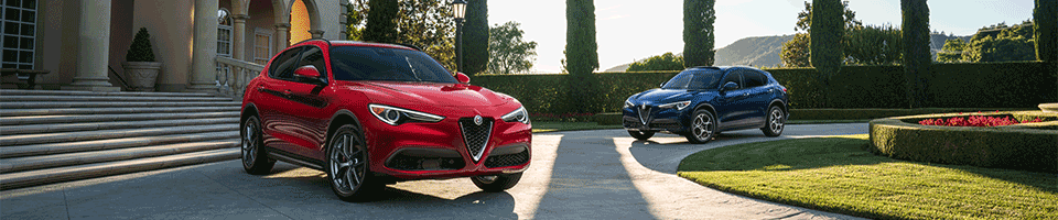 Buy Online and we'll deliver your new Alfa Romeo