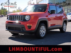 New 2020 Jeep Renegade SPORT 4X4 Sport Utility for sale near you in Bountiful, UT
