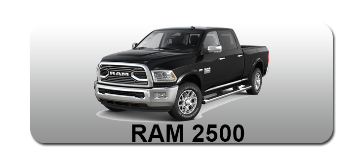 New RAM 2500 Salt Lake