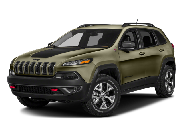 Lease A NEW 2017 Jeep Cherokee For Just $229/month