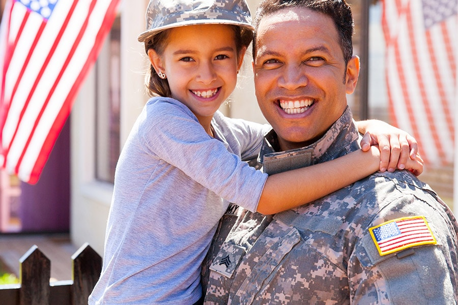 We appreciate our Military Members at Chevy Murray with discounts and special programs