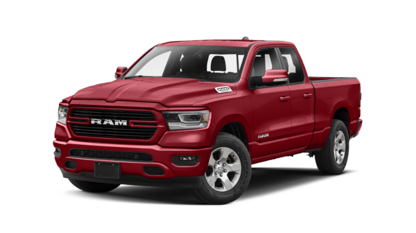Review of 2019 Ram 1500 Here at Larry H Miller Chrysler Dodge Jeep Ram 104th Denver CO