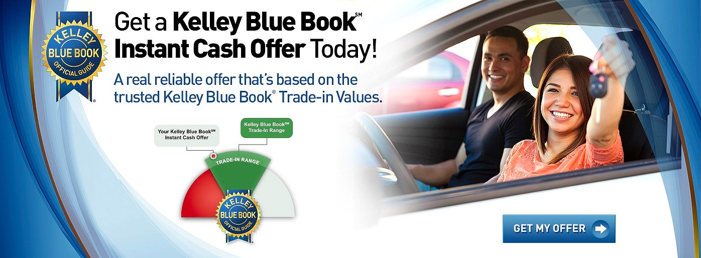 Kelley Blue Book Cash Offer