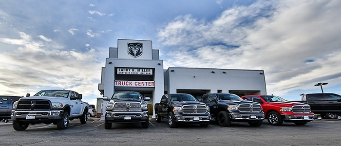 Denver Ram Trucks Dealership