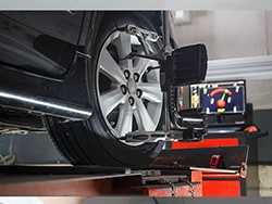 Save on Alignment with purchase of 4 tires!