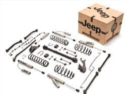 Jeep Lift Kits from $2,299