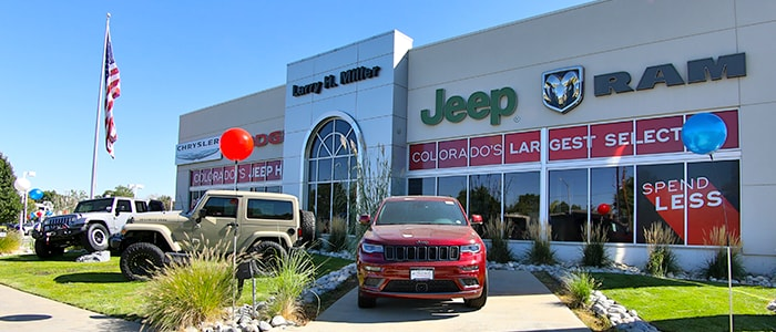 Denver Jeep Dealership