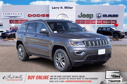 Featured 2020 Jeep Grand Cherokee LAREDO E 4X4 Sport Utility for sale near you in Denver, CO