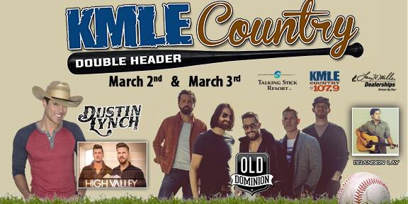 KMLE Country's Double Header: What You Need to Know