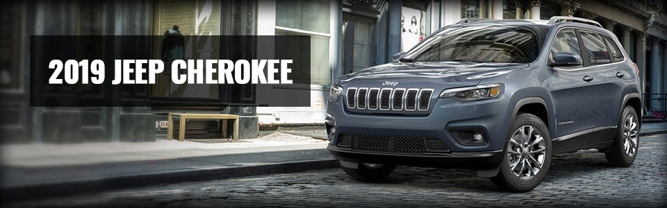 Review & Compare the 2019 Jeep Cherokee at Larry H. Miller Chrysler Jeep Avondale