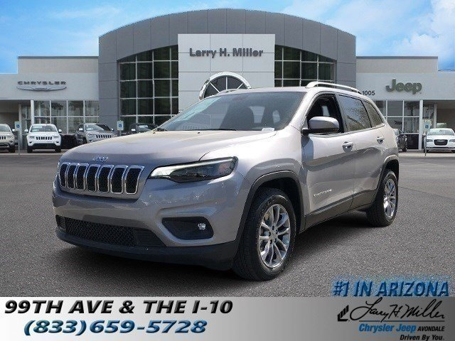 Featured new 2019 Jeep Cherokee LATITUDE PLUS FWD Sport Utility for sale near you in Avondale, AZ