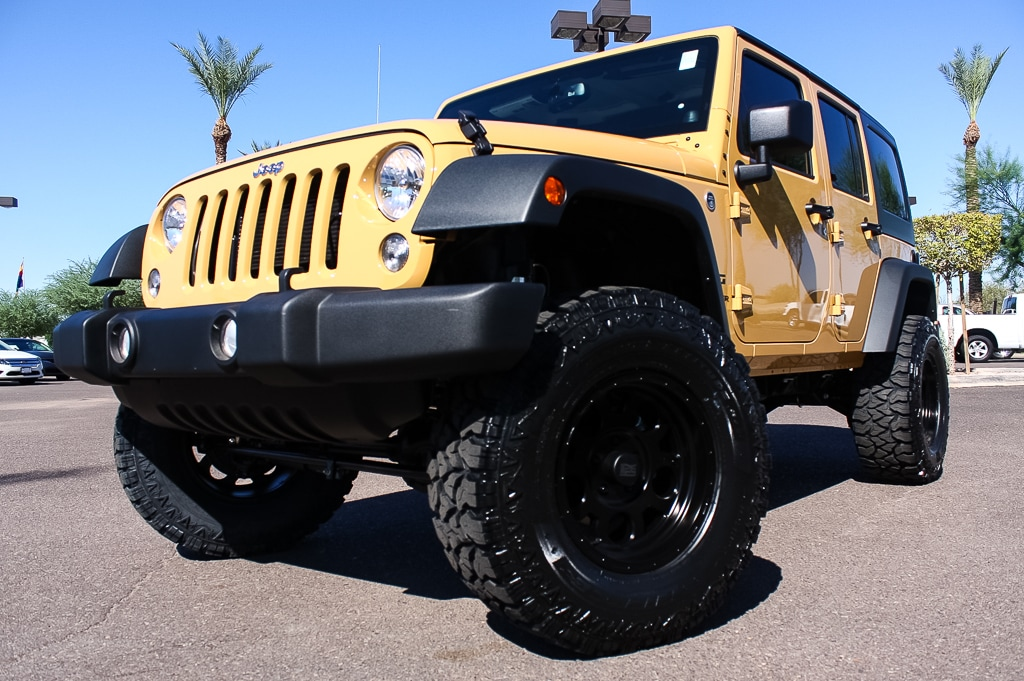 jeep lift kits phoenix larry h miller chrysler jeep avondale. Black Bedroom Furniture Sets. Home Design Ideas