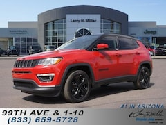 New 2019 Jeep Compass ALTITUDE FWD Sport Utility for sale near you in Avondale, AZ