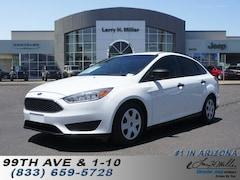 Used bargain 2016 Ford Focus S Sedan for sale in Avondale, AZ