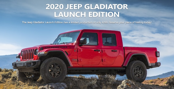2020 Jeep Gladiator Launch Edition 1st Chance To Buy And Maybe Win Gearjunkie
