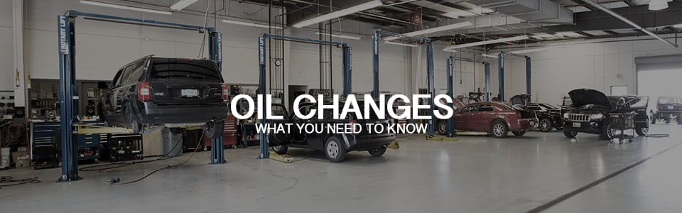 oil change in Avondale, AZ