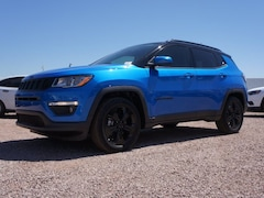 New 2019 Jeep Compass ALTITUDE FWD Sport Utility for sale in Avondale, AZ