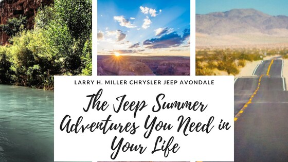 The Jeep Summer Adventures You Need in Your Life