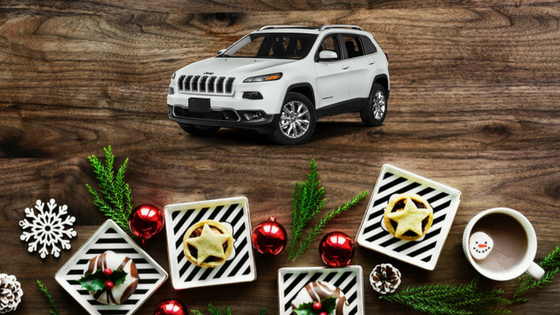 Christmas Jeep.Christmas Movies That Would Be Better With A Jeep