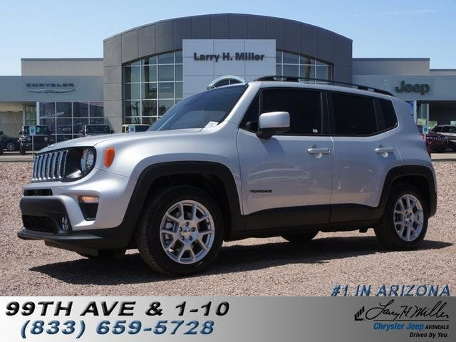 Larry H Miller Jeep >> New 2018 2019 Chrysler Jeep For Sale Near Phoenix Area