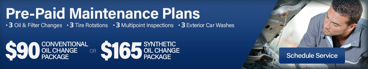 Pre-Paid Maintenance Packages at Larry H. Miller Chrysler Jeep Avondale