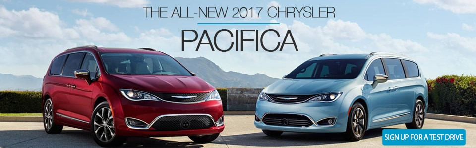All-new 2017 Chrysler Pacifica for sale in Avondale Arizona