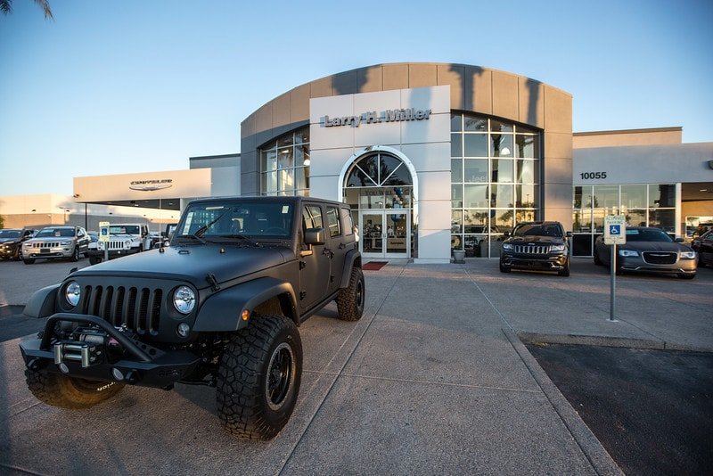 Larry H. Miller Chrysler Jeep Avondale | New Chrysler, Jeep Dealership In  Avondale, AZ 85323