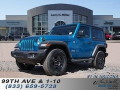 New 2019 Jeep Wrangler SPORT 4X4 Sport Utility for sale near you in Avondale, AZ
