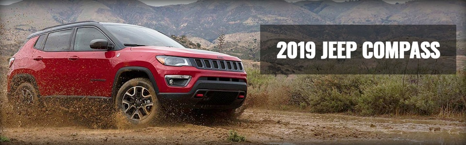 Review & Compare the 2019 Jeep Compass at Larry H. Miller Chrysler Jeep Avondale