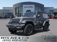 New 2019 Jeep Wrangler SPORT 4X4 Sport Utility for sale in Avondale, AZ