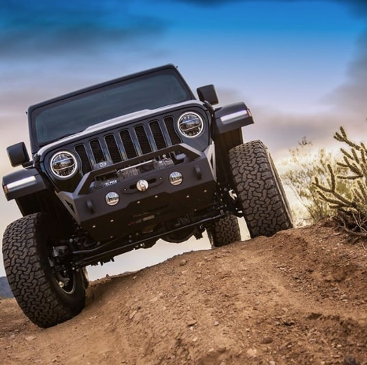 2018 Jeep Easter Safari Highlights from Our Partners