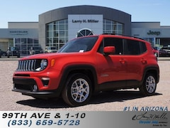 New 2019 Jeep Renegade LATITUDE FWD Sport Utility for sale in Avondale, AZ