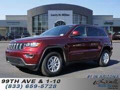 New 2019 Jeep Grand Cherokee LAREDO 4X2 Sport Utility for sale in Avondale, AZ