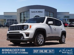 New 2020 Jeep Renegade LATITUDE FWD Sport Utility for sale in Avondale, AZ