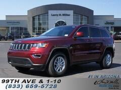New 2019 Jeep Grand Cherokee LAREDO E 4X2 Sport Utility for sale in Avondale, AZ