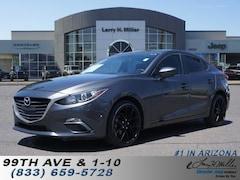 Used bargain 2015 Mazda Mazda3 i Sport Sedan for sale in Avondale, AZ