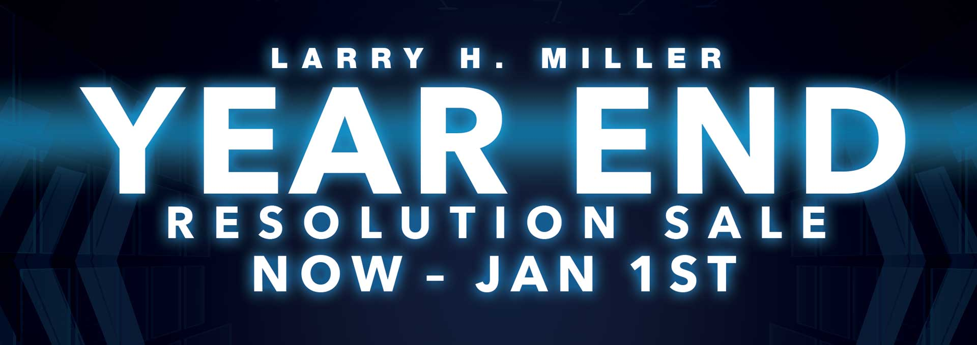 Year End Resolution Sale Murray