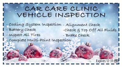 Winter Car Clinic