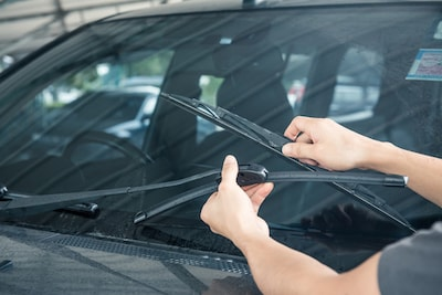 Free Set of Front Wiper Blades