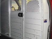 Image of Adrian Steel ford full size van partitions in Ogden