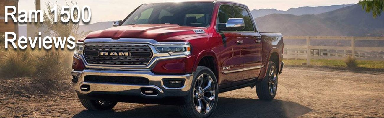Ram 1500 Vehicle Reviews