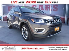 Certified Pre-Owned 2018 Jeep Compass Limited 4x4 SUV Riverdale