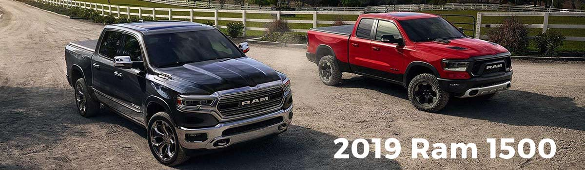 New 2019 Ram 1500 in Riverdale