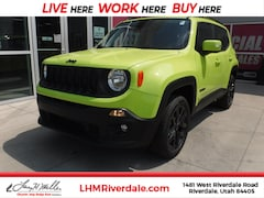 New 2018 Jeep Renegade ALTITUDE 4X4 Sport Utility Riverdale