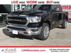 New Ram 1500 pickup truck 2019 Ram 1500 BIG HORN / LONE STAR CREW CAB 4X4 5'7 BOX Crew Cab for sale near you in Riverdale, UT near Ogden