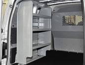Image of Adrian Steel NV200 ADseries Van Shelves in Ogden